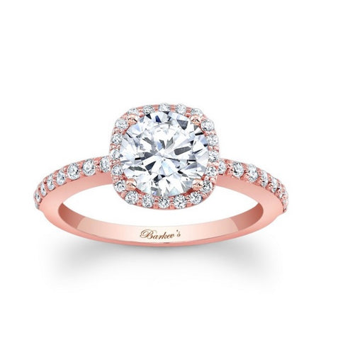 ROSE GOLD ENGAGEMENT RING from Barkevs