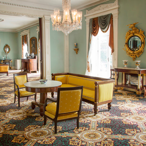 Bartow-Pell Double Parlor