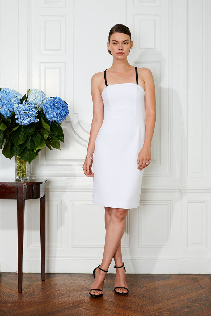 Casual wedding reception dress civil ceremony city hall courthouse second dress destination knee length bride designer
