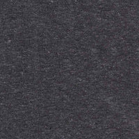 Zeega Hemp and Organic Cotton Knit Fabric Swatch Gray