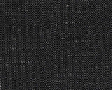 Charcoal Linen Fabric Swatch