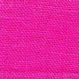 Hot Pink Linen Fabric Swatch
