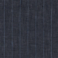 Zeega Linen Dress Pinstripe Fabric Swatch