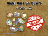 "Angel Aura Double Terminated ""Herkimer"" Quartz — multiple sizes available"