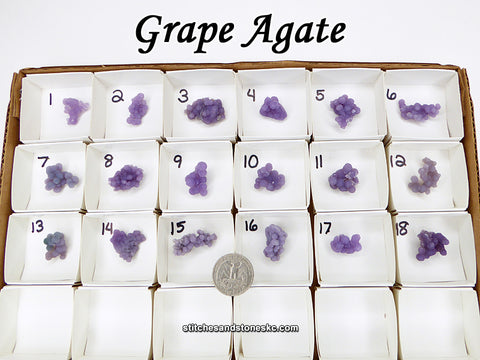 Grape Agate (Small)