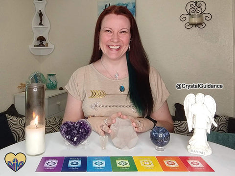 Crystal Guidance and Healing Private Facebook Group Subscription
