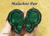 Malachite Pair