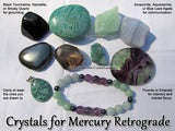 Mercury Retrograde Crystal Healing Set