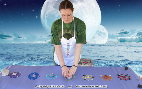 Chakra Balancing Distance Healing Session (Email or Video)