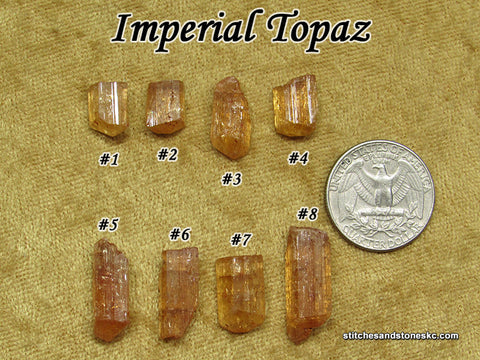 Topaz Golden Imperial