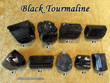 Tourmaline Black natural raw rough stone
