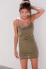 Everyday Mini dress - Olive