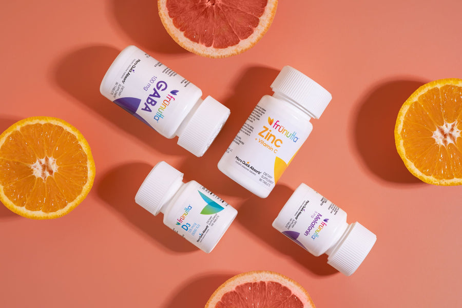 Frunutta Vitamin Survival Pack Collection
