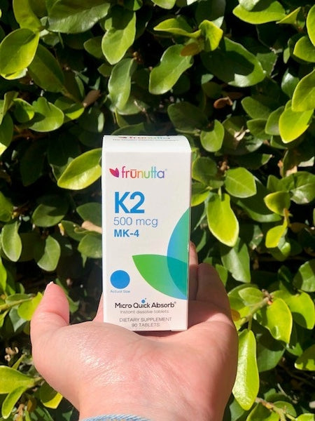 Frunutta: What is Vitamin K2 and Why You Should Be Taking it?