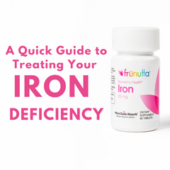 A Quick Guide to Treating Your Iron Deficiency