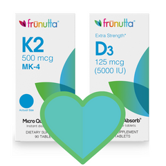 Better Together: Why You Should Be Taking Both Vitamin D & Vitamin K2