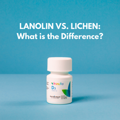 How to Buy Vitamin D3: Lanolin vs. Lichen