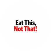 Eat This Not That, Website Logo