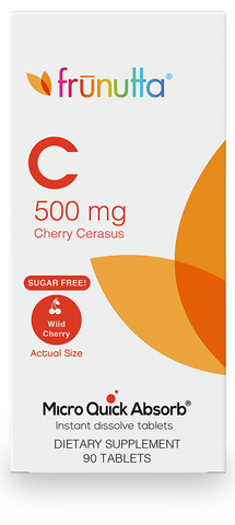 C 500 mg - Cherry Cerasus - Social Nature