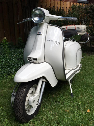 1964 Lambretta TV 200 For Sale - Ottawa Ontario Canada