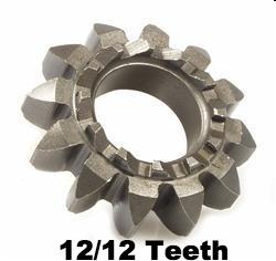 Vespa Kickstart Gear 12-12 teeth - 113526