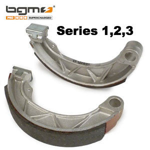 Lambretta brake shoes BGM7870LI
