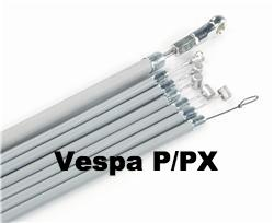 Vespa Premium Cable Kit for PX - 94190400