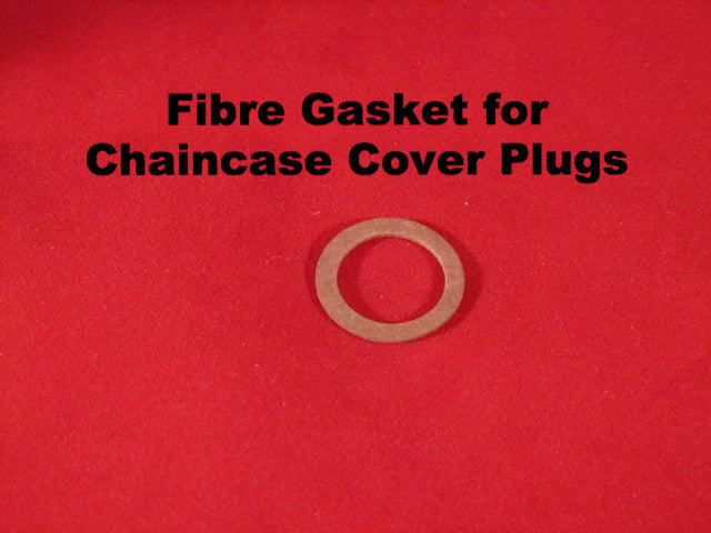 Lambretta Fibre Washer Gasket for Sidecase Chaincase Drain Plugs each - 86011622