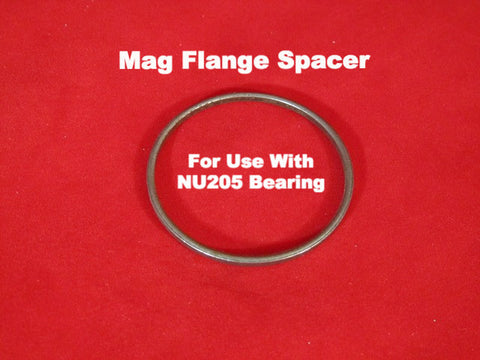 Lambretta Magneto Flange Spacer Washer for NU205 Bearing  19012037
