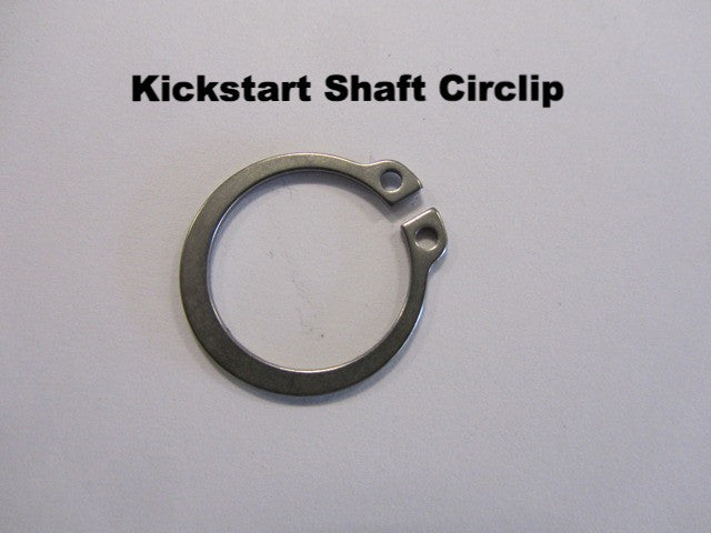 Lambretta Circlip - Kickstart Shaft - 73260060 each