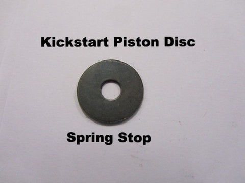 Lambretta Disc to Stop Kickstart Piston Spring - 19030018