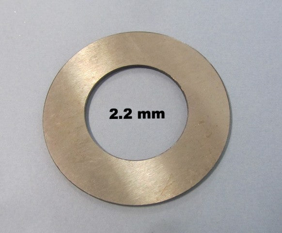Lambretta Gear Box Shim 2.2mm - 19030023