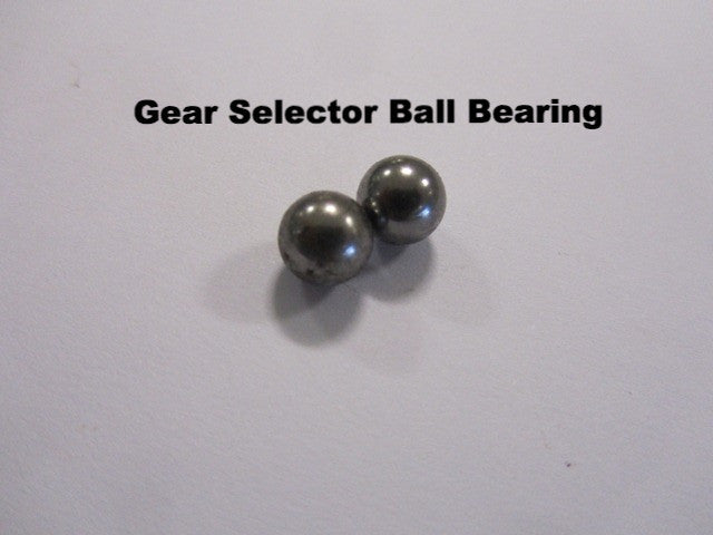 Lambretta Gear Selector Ball Bearing  1 pair - 78920516