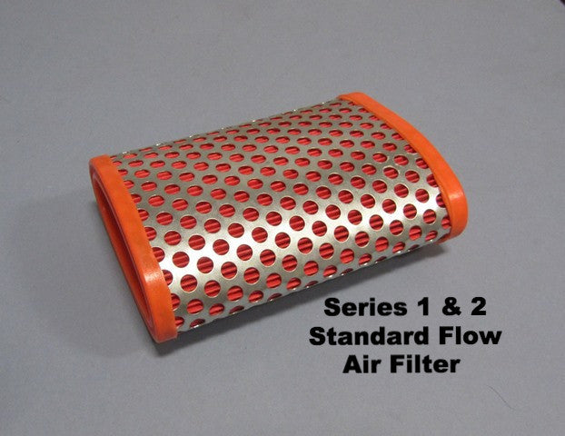 Lambretta Air Intake Filter Standard Flow for Series 1 & 2 - 19016120