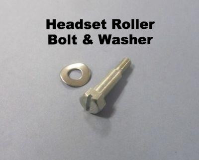 Lambretta Headset Roller Bolt and Washer each