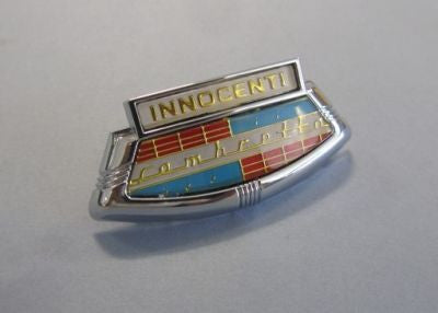 Lambretta Series 2 and 3 Horncast Badge  19250071