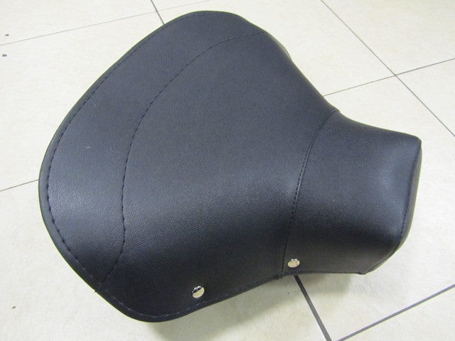 Lambretta Saddle Seat Cover for Li REAR seat in Black - Tutto Lambretta