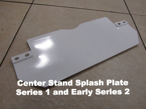 Lambretta Center Stand Splash Plate for Series 1 and Early Series 2  - 15057012