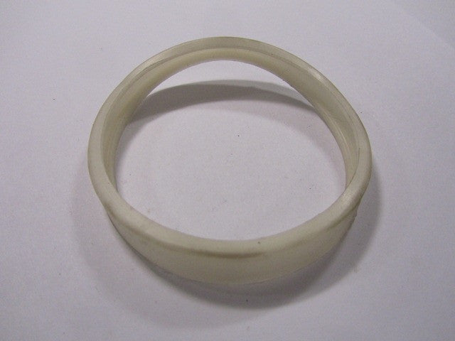 Lambretta speedometer rubber ring surround - White 611066