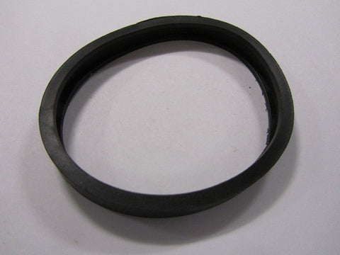 Lambretta speedometer rubber ring surround - Black 611066