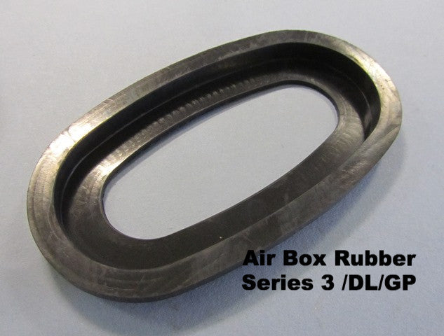 Lambretta Air Filter Rubber for Series 3 and DL GP Air Box  19916057