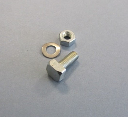 Lambretta air box fixing bolt with nut & washer (19016029)