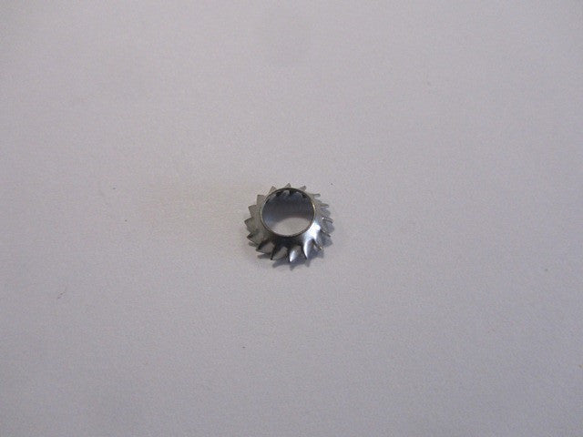 Lambretta side panel handle screw, washer (15055055) each