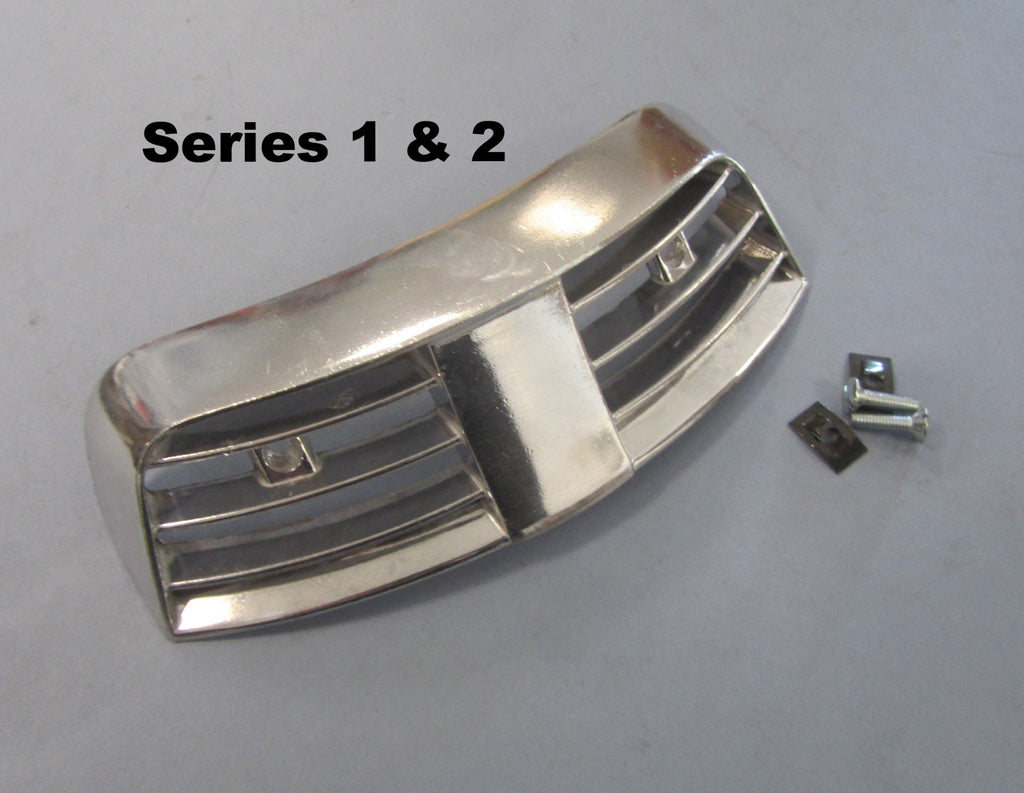 Lambretta rear frame grill for series 1 & 2 - 19055014