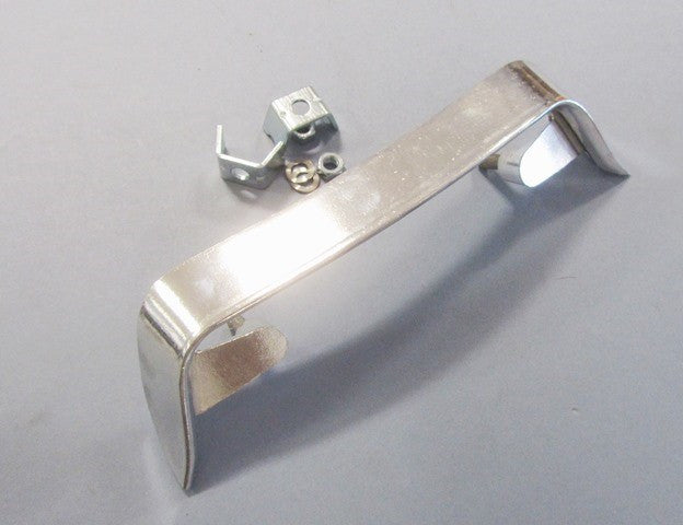 Lambretta series 3 rear frame badge holder & fixings- 19955010
