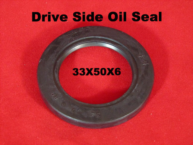 Lambretta Oil Seal 33x50x6 Drive Side by ROLF