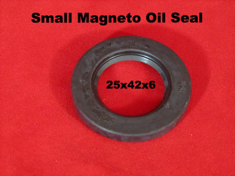 Lambretta oil seal - 25x42x6 small magneto seal - ROLF