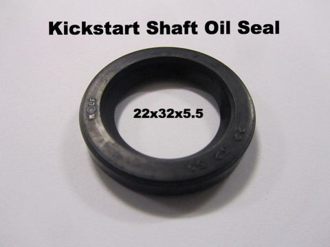 Lambretta Kickstart Shaft Oil Seal 22x32x5.5