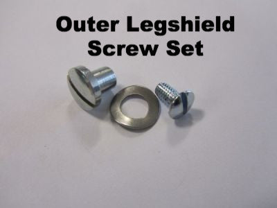 Lambretta Outer Legshield Screw Set  19050099