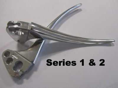 Lambretta brake & clutch lever set  for series 1 & 2 - Scootopia